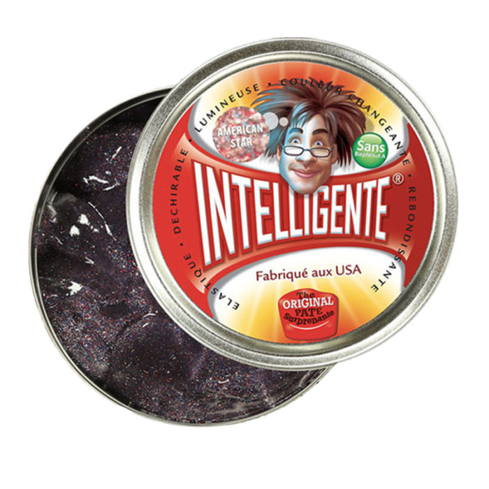 pate-intelligente-american-star-irisée-pailletée