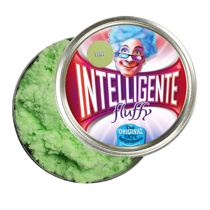 pate-intelligente-fluffy-verte-extensible-texture-douce-nuageuse