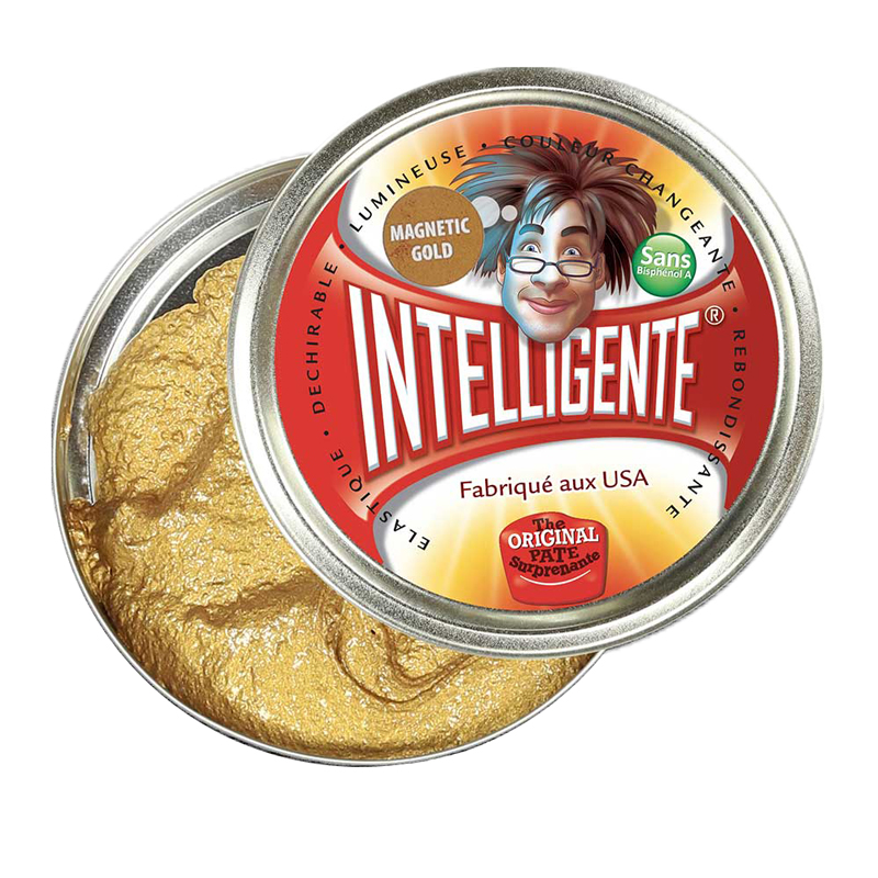 pate-intelligente-magnetique-doree-avec-aimant